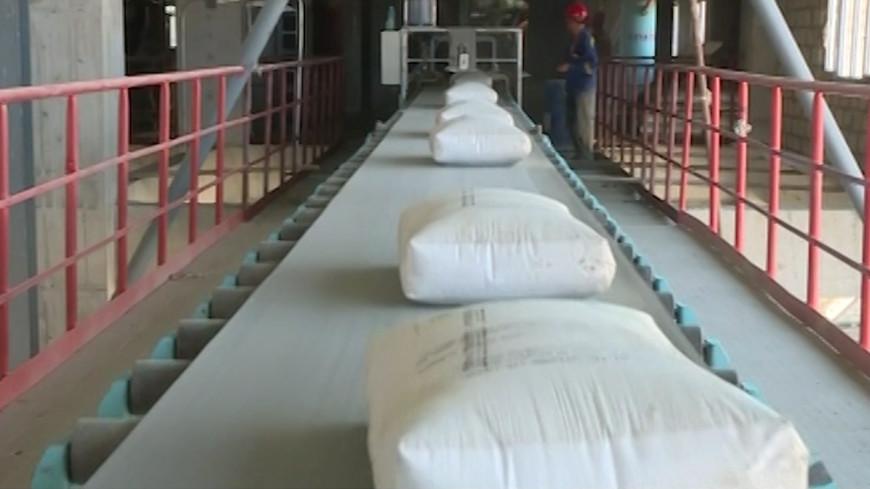 Таджикистан сделал ставку на цемент