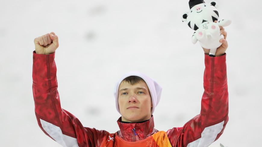 Россиянин Илья Буров завоевал бронзу Олимпиады в акробатике