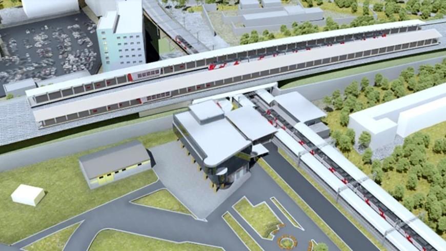 В Москве построят станцию в стиле авангард