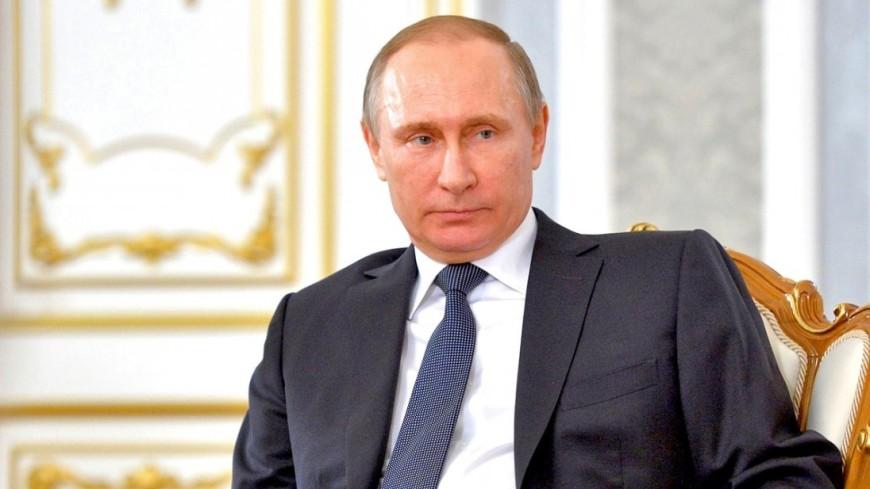 Путин встретится с Инфантино 3 мая в Сочи
