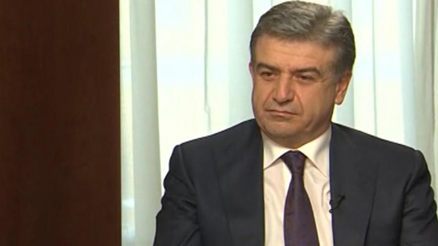 Карапетян: Армения заинтересована в продвижении евразийской интеграции