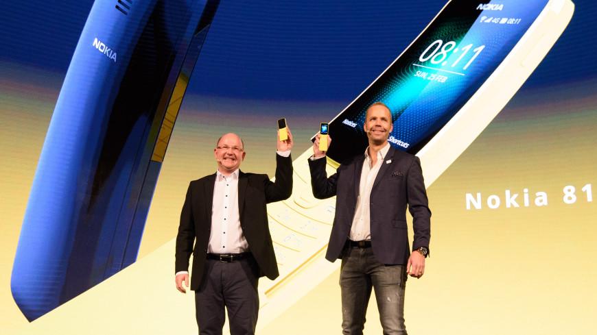 Nokia 8110 из «Матрицы» появятся в продаже в мае