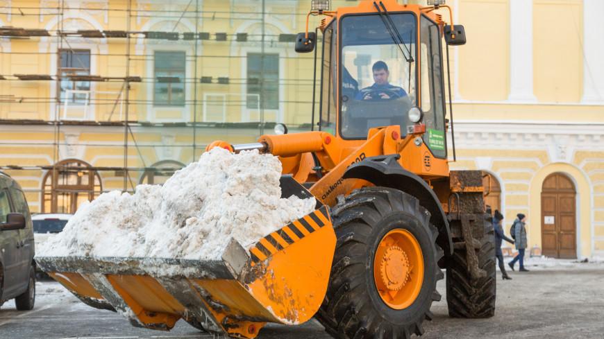 Во сколько обходится городу выпавший снег