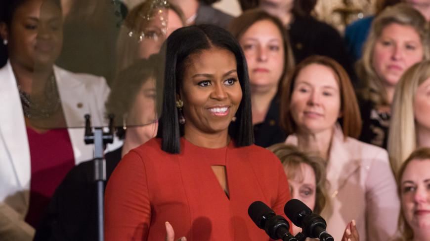 Мемуары Мишель Обамы переведут на 24 языка