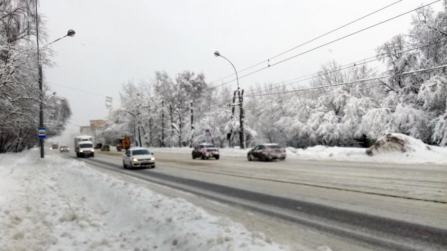 После снегопада Москва пройдет испытание холодом