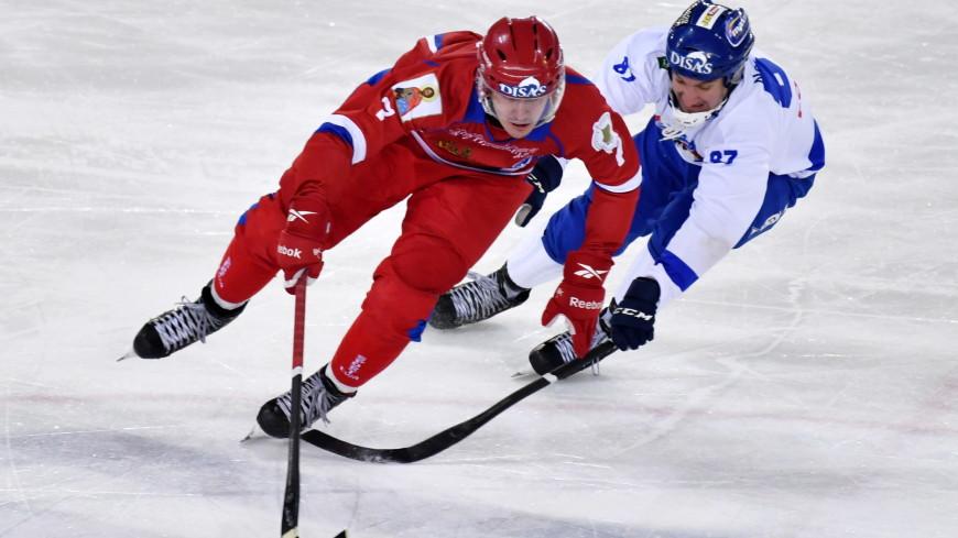 Сборная России по хоккею с мячом вышла в финал чемпионата мира