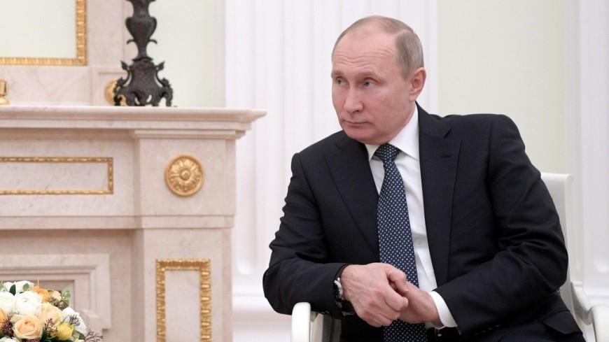 Путин: Санкции Запада против России наносят ущерб всем