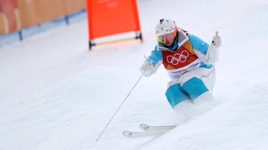 Спортсменка из Казахстана Юлия Галышева взяла бронзу в могуле