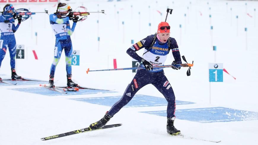 Женская сборная Беларуси выиграла эстафету на Олимпиаде