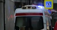На Волгоградском проспекте в Москве загорелся автобус с детьми
