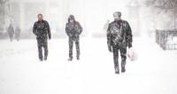 Снегопад в Приморье: объявлено экстренное предупреждение