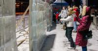 В московском парке посетители смогут рисовать на ледяных холстах