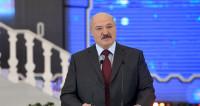 Лукашенко на приеме в канун старого Нового года оценил работу телеканала «МИР»