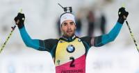 Фуркад поставил рекорд в Кубке мира по биатлону