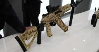 «Ратник» вооружился новыми автоматами Калашникова и Дегтярева