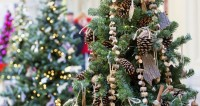 От ванны до пива: вторая жизнь новогодней елки