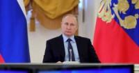СМИ: Путин обратится с посланием Федеральному собранию в начале февраля