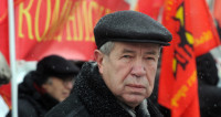 Ушел Виктор Анпилов: борец, коммунист, противник мирового капитала