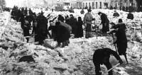 Блокадница: Вместе с трупами закапывали обессиленных живых людей