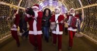 Московские бездомные смогут выпить чая с Дедом Морозом