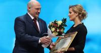 «За духовное возрождение»: Лукашенко наградил деятелей культуры