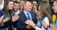 Врач, педагог и глава «КамАЗа»: Путин открыл свой предвыборный штаб