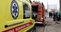 На юге Москвы ликвидировали пожар в гаражах