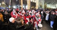 Собянин назвал гулянья на Тверской самыми массовыми за всю историю