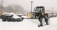 Снегопады сковали Европу, США и Китай
