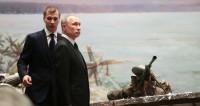 Путина поразили повернутые в сторону противника останки воинов