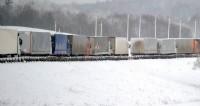 На Военно-Грузинской дороге скопилось более 150 машин