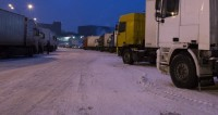 Транскавказскую магистраль полностью закрыли из-за непогоды