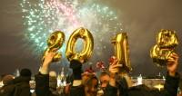 Шампанское и хороводы: в новогодних гуляньях участвовали почти 9 млн россиян