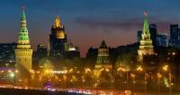 Центр Москвы захватили дикие лисы
