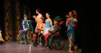 Мотивация без границ: инвалидная коляска, пачка, балет