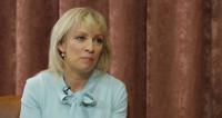 Мария Захарова рассказала «Миру», как ее свадебные фото попали в Сеть