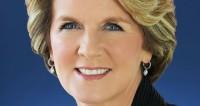 Джули Бишоп: В Австралии не видят угрозы со стороны России и Китая