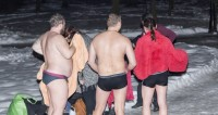 Москвичи 19 января ощутят крещенские морозы