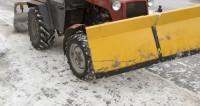 Коммунальщики освобождают Астану из снежного плена