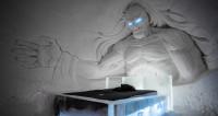 В Финляндии открылся ледяной отель для фанатов «Игры престолов»