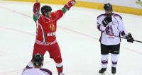 Рождественский хоккейный турнир среди любителей стартовал в Минске