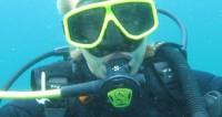 Дайвер едва не лишился жизни после встречи с акулой