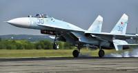 Тяжелые истребители впервые в истории ВКС России приземлились на автотрассу