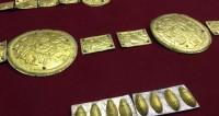 Шедевры культуры: в Северной Осетии впервые показали золото алан