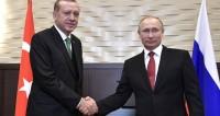 Путин и Эрдоган заявили о важности реализаций астанинских договоренностей по Сирии