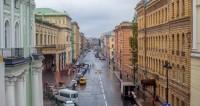 Квартира с сюрпризом: вековую роспись нашли в петербургской коммуналке