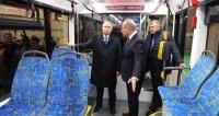 «Вагон впечатлений»: Путину в Твери показали супер-поезда и трамваи