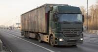 Новосибирск остался без грузовиков в черте города на трое суток