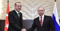Путин и Эрдоган одобрили итоги Конгресса нацдиолога Сирии