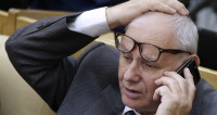 Умер известный журналист Борис Резник